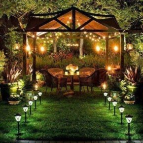 Beautiful Romantic Backyard Garden Ideas You Have To Try 01