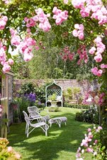 Beautiful Romantic Backyard Garden Ideas You Have To Try 06