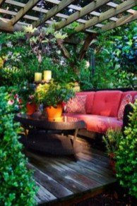 Beautiful Romantic Backyard Garden Ideas You Have To Try 25