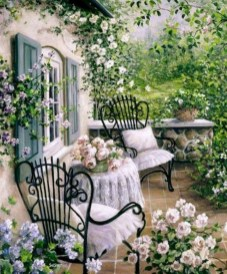 Beautiful Romantic Backyard Garden Ideas You Have To Try 33
